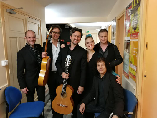 Groupe flamenco