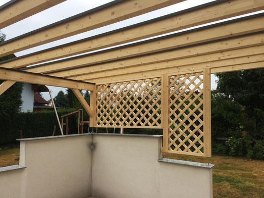 Terrasse und Garten  | CMC Holztechnik GmbH
