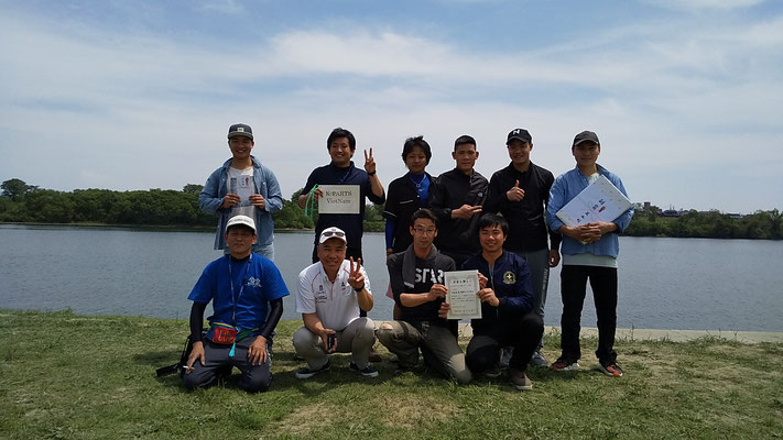k-parts vietnamチーム
