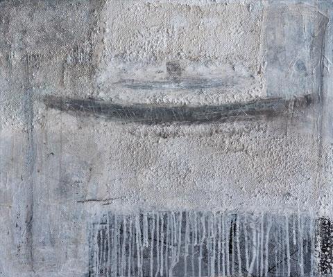 o.T. , 60x50, Acrylmischtechnik auf Leinwand
