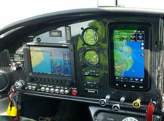 High Tec UL-Sportflugzeug