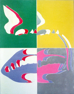 smile-03 1967 Oil on canvas 116x91cm