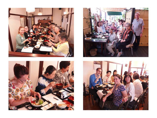 2016年5月14日 精進丼と味噌