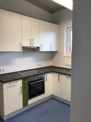 27.02.2019 - Die Küche für die Ehrenamtlichen der Tafel ist eingebaut.