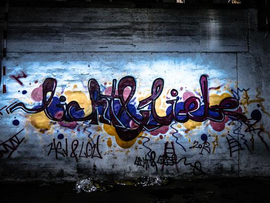 Lost Places - Grafitti