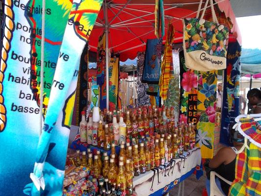 Marché de Sainte-Anne-Guadeloupe