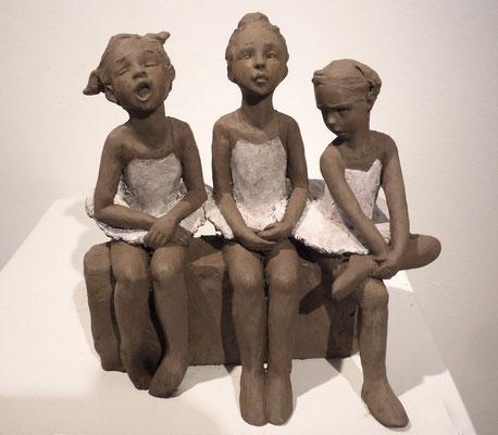 Sculpture Anne-Laure Peres, sculpture enfant, www.annelaure-peres.com
