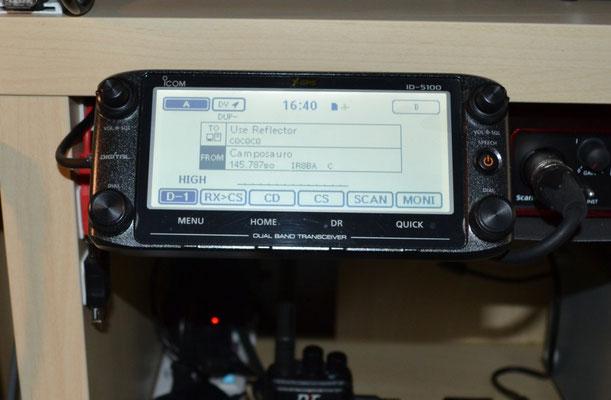 ICOM ID 5100E