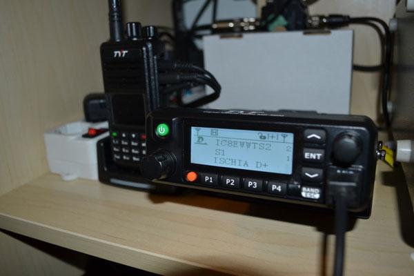 TYTERA MD 9600 DMR/Analog VHF/UHF