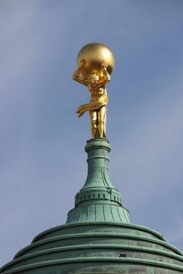 Merkur in Potsdam