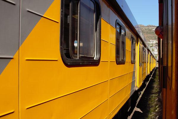 Eisenbahn in Südafrika