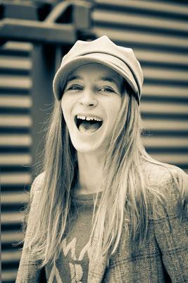 Schirmmütze Nick von Silvia Bundschuh Hutdesign, Hamburg