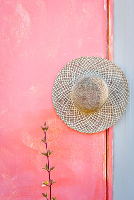 Strohhut Seagrass von Silvia Bundschuh Hutdesign, Hamburg