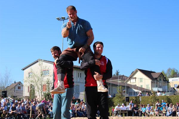 Rapperswiler Verbandsschwingfest 2017
