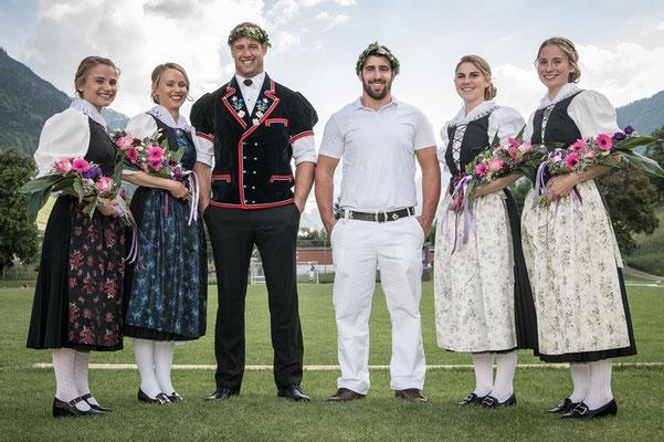Glarner-Bündner Kantonalschwingfest 2018