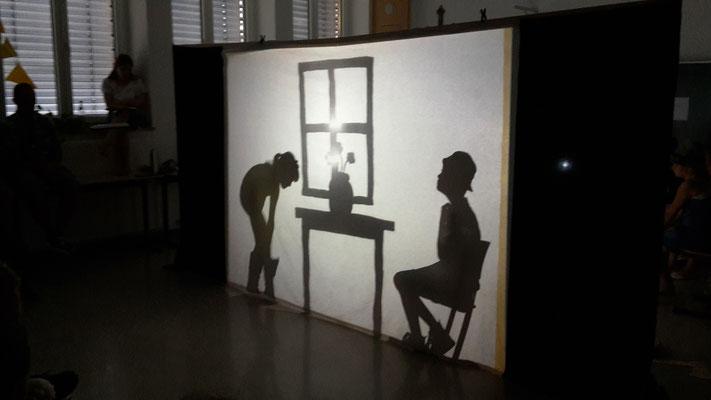 Schuljahresende zeit zum feiern und abschiednehmen for Schattentheater selber machen