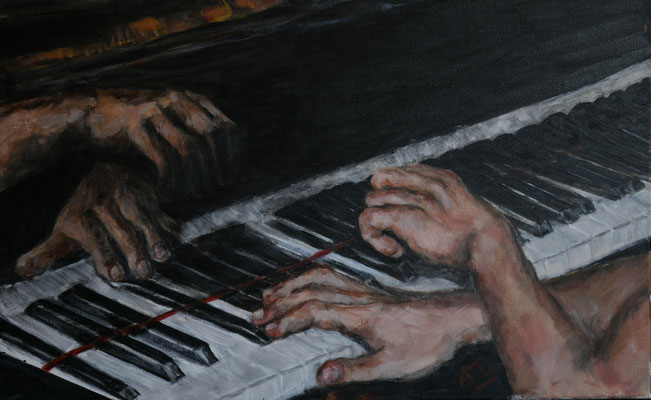 Pianiste.