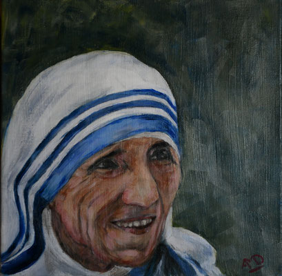 Mère Teresa.