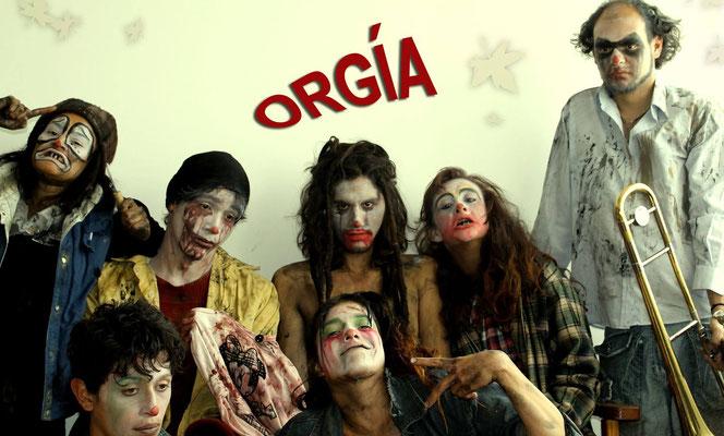 La Orgía de Enrique Buenaventura