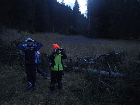Wildnisschule-Naturgruppe-Grundschüler-Die Waldläufer - www.wildnisgeist.de