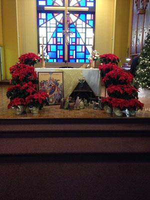 Christmas Eve 2014