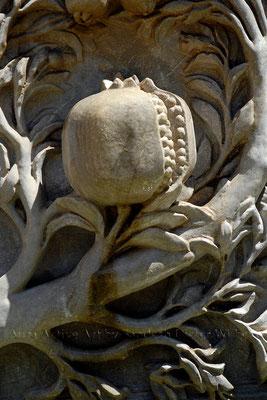 Granatapfel Relief 1 - Granada  40x60