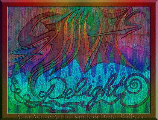 Shivas Delight Sign - 6b1 40x30 cm