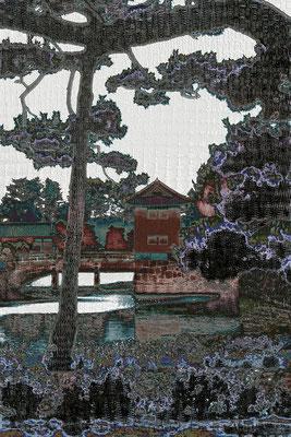 Nijo Garden 50x70 cm
