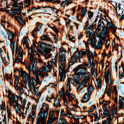 Pettigrohr Dynamik - x5a  60x60 cm