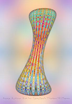 118 Wunschknochen h H 2015  55x80 cm