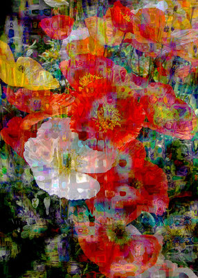 Aarons Traum  70x50 cm