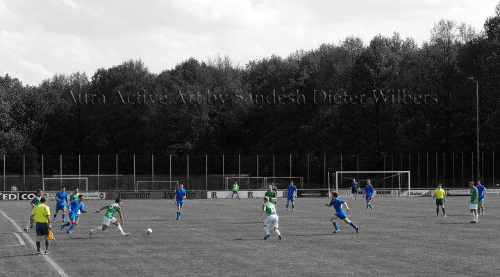 Kicker in Davensberg  90x50 cm