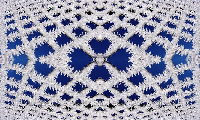 Reifmuster gespiegelt - 4  100x60 cm