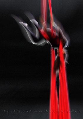 Akrobatik 7  70x100 cm