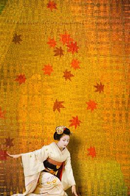 Geisha Gesture B 40x60 cm