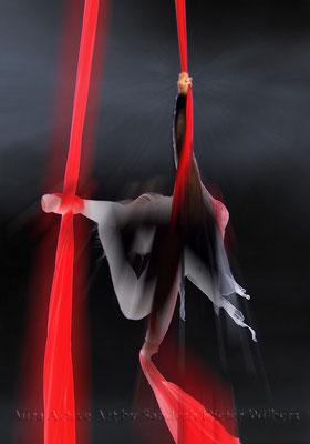 Akrobatik 9  70x100 cm