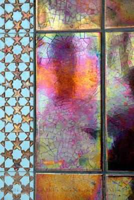 Kachelkunst in Jaen - Spanien  40x60 cm