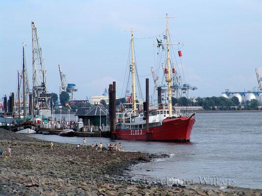 Elbe 3  80x60 cm