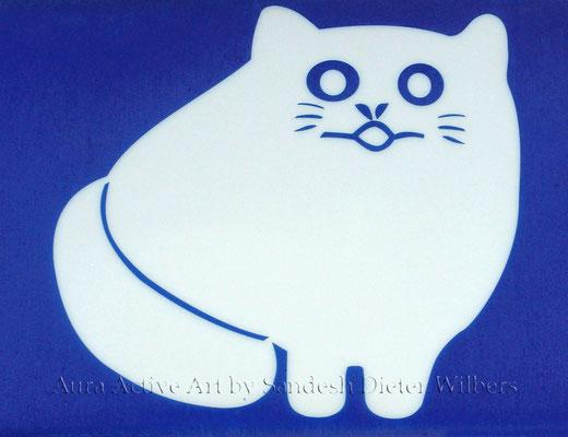 Schild an einer Tierarztpraxis - gesehen in Kyoto  65x50 cm