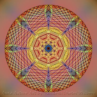 Mandala - Japabima Sunshade - 1 n 60x60 cm