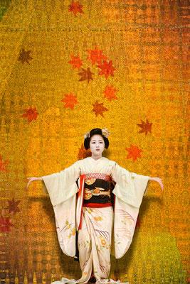 Geisha Gesture A 40x 60 cm