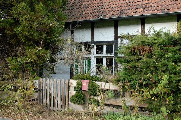 Haus ohne Hüter  75x50 cm