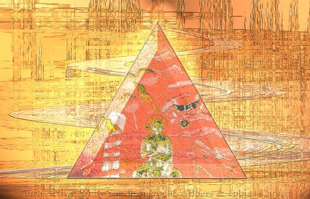 5 Das Gleichseitige Dreieck 56x36 cm