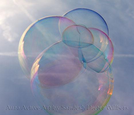 Seifenblasen 70x60 cm