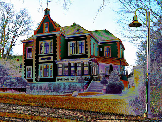 Wunder-Traum-Haus  60x45 cm - 80x60 cm