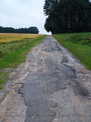 Der Weg 60x80 cm