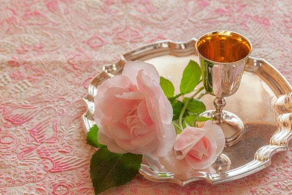 Fresh Litchi Granite with Swatow, Fleur*Fleur*