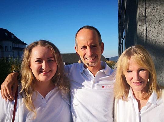 Mit Roland und Petra, 2018