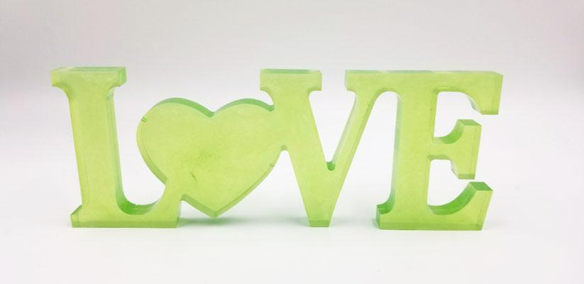 Love vert pâle 15$