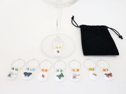 Marques verres en verres fusionnés (8) 40$